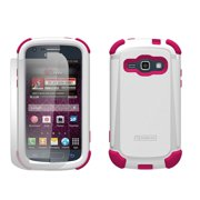 Beyond Cell Duo-Shield Rugged Case with Free Screen Protector for Samsung Galaxy Ring/Prevail 2 M840