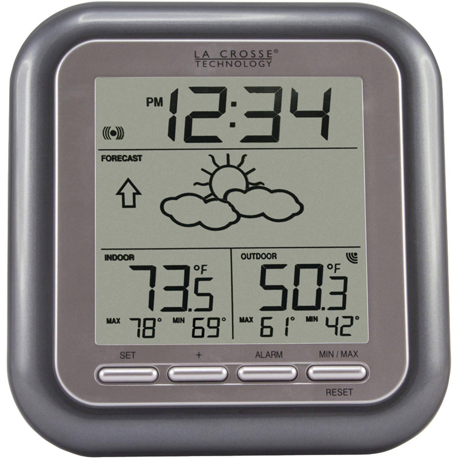 acurite pro 5 in 1 weather station with wind and rain 328 08 ft