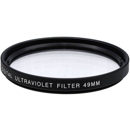 - XIT GLASS UV FILTER 49MM