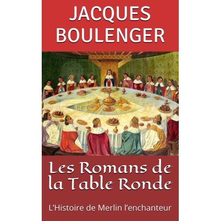 Les Romans de la Table Ronde: L'Histoire de Merlin l'enchanteur - eBook](La Ronde Halloween)