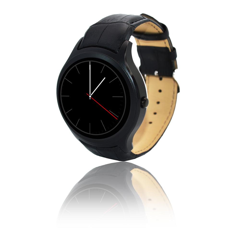 inDigi A6 Bluetooth 4.0 3G Unlocked SmartWatch & Phone - ...