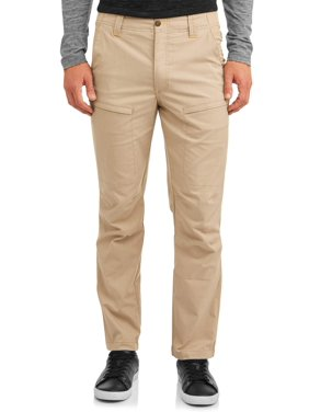 Mountain and Isles Men's Cargo Pant with Stretch