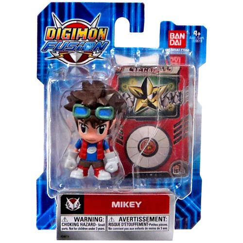 Digimon Fusion Mikey Action Figure