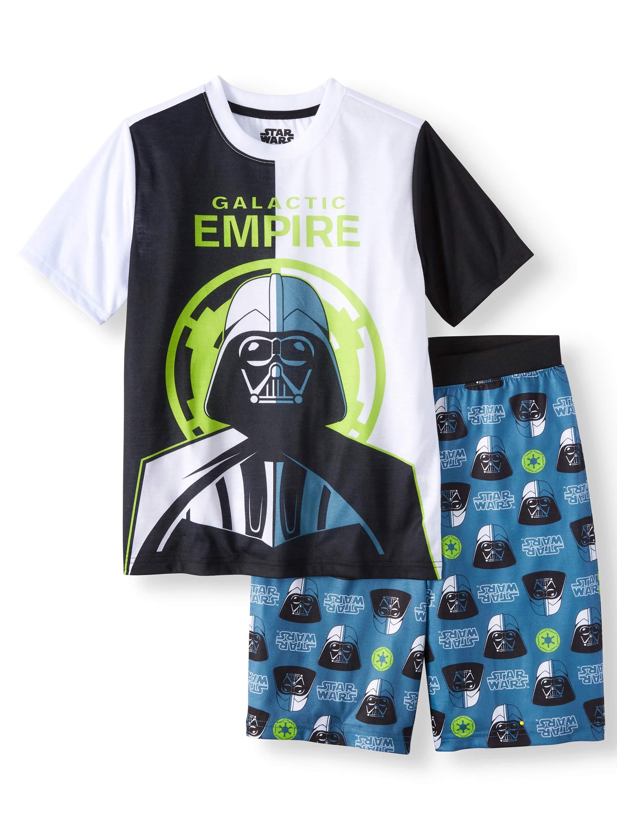 Boys' Star Wars 2 Piece Pajama Sleep Set (Little Boy & Big Boy)