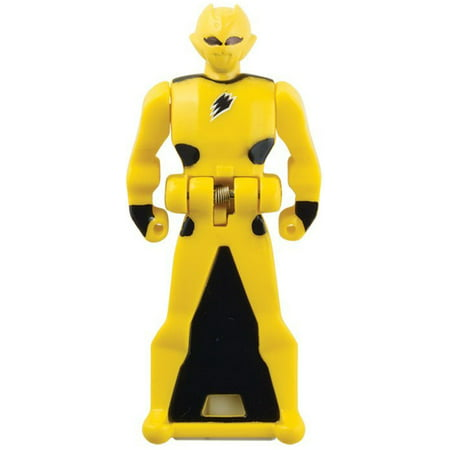 Power Rangers Super Megaforce Yellow Jungle Fury Ranger Key - Red Jungle Fury