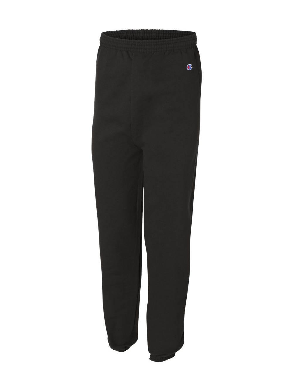 Champion - Eco Sweatpants with NO POCKETS