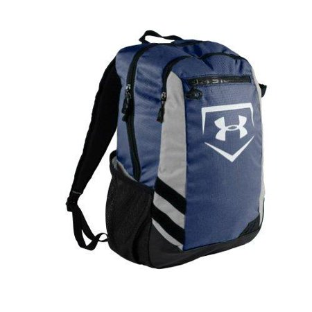b111323587a1 Under Armour - Baseball Hustle 2-Bat Pack (Navy)