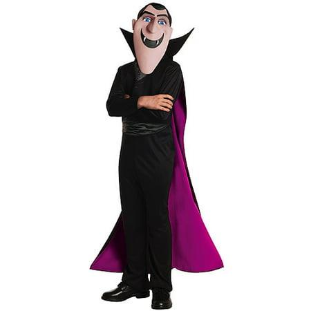 Dracula Hotel Transylvania Child Halloween Costume