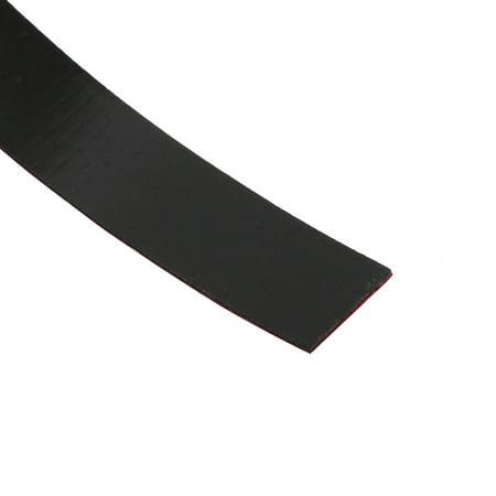 Joint Porte 2pcs 20x1mm Adhésif Double-Face Ruban Mousse Antichoc 5m Longue - image 1 de 3