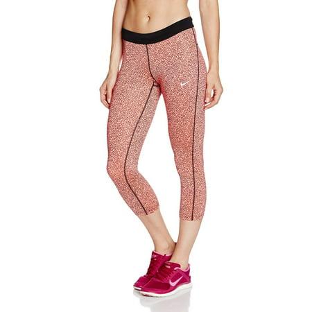 Nike Women's Dri-Fit AOP Relay Crop Running Tights