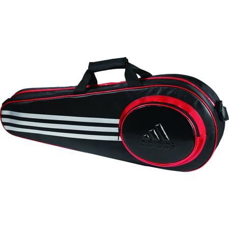 Adidas Racquet Bag - adidas Badminton Racket Sports Gear Bag, Black