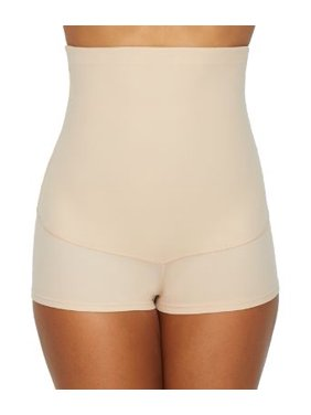 Maidenform Womens Flexees Fat Free Dressing High-Waist Boyshort Style-2107