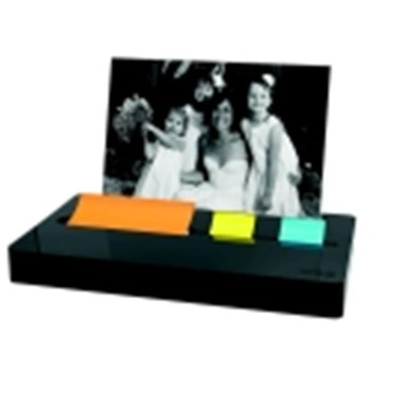 Sticky note Pop-Up Note And Flag Dispenser With 4 x 6 in. Photo Slot