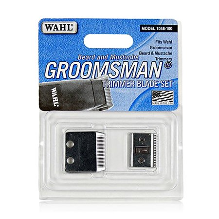 wahl beard trimmer blade set for 9910 model. Black Bedroom Furniture Sets. Home Design Ideas
