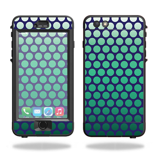 Skin For Lifeproof Nuud iPhone 6s Plus Case – Spots | MightySkins Protective, Durable, and Unique Vinyl Decal wrap cover | Easy To Apply, Remove, and Change Styles | Made in the USA