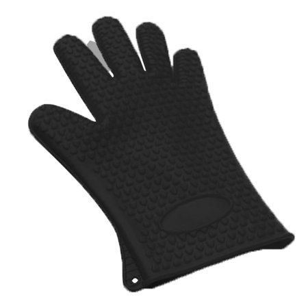 Food Grade Thick Heat Resistant Silicone Glove BBQ Grill Gloves Kitchen Oven Cooking Mitts Baking Gloves