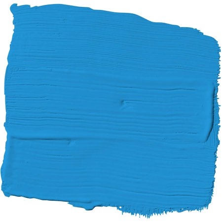 Blue Sapphire, Blue & Teal, Paint and Primer, Glidden High Endurance Plus - Teal Paint