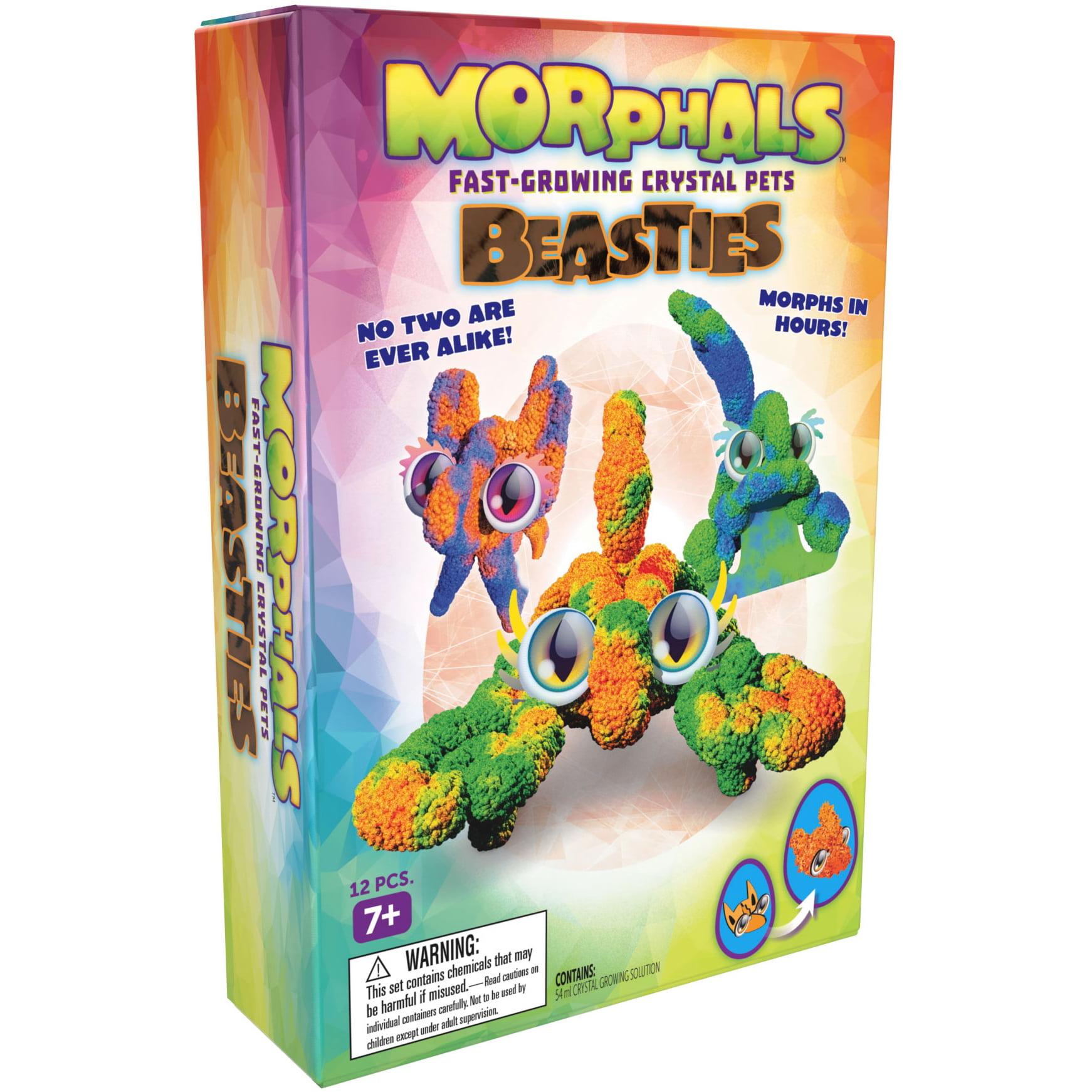 Smart Lab Morphals, Beasties