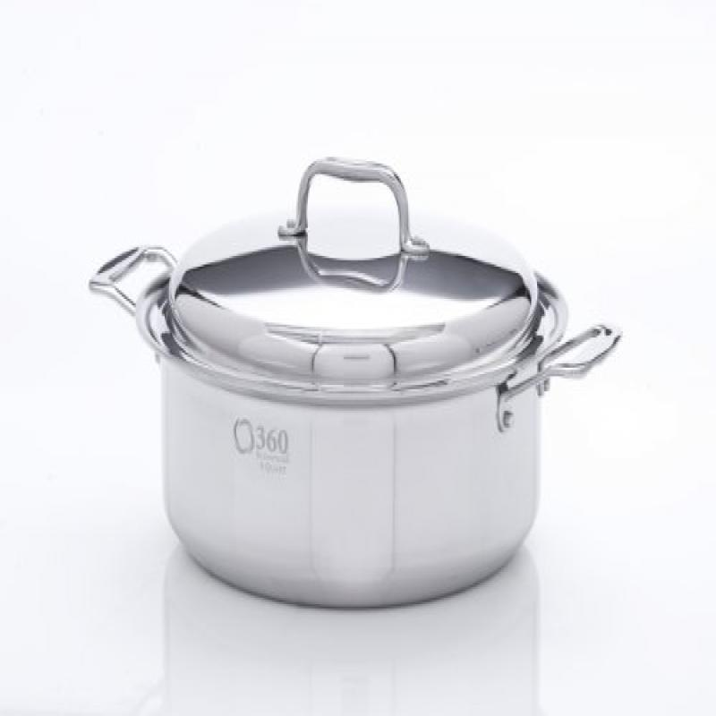 Image of 360 Cookware Stock Pot with Lid