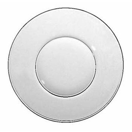Anchor Hocking 186 092 Clear Glass Dinnerware Plate 6 1 4  Case Of 3 Dz