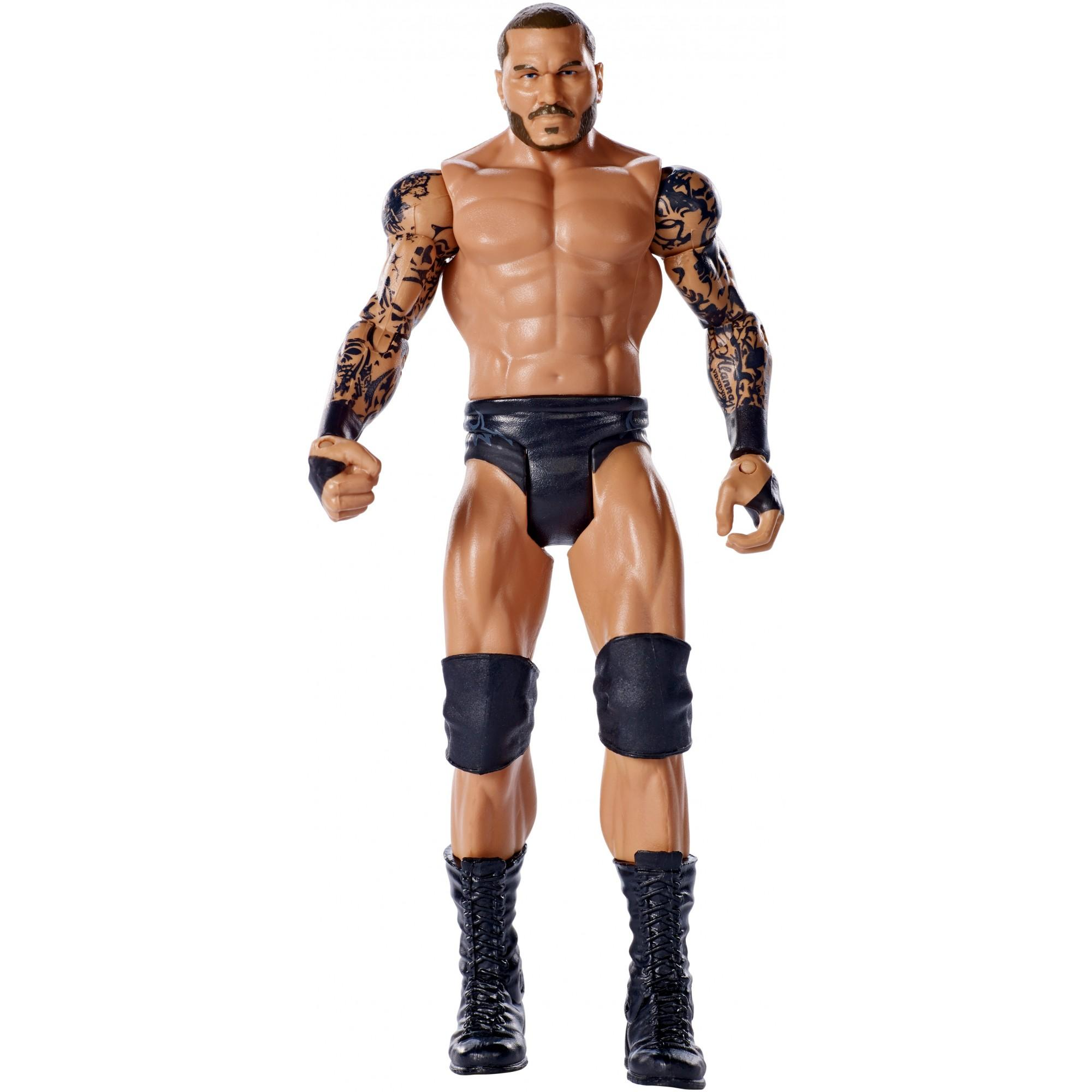 WWE Basic Randy Orton Figure by Mattel