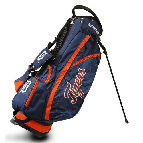 Detroit Tigers Fairway Stand Golf Bag - No Size
