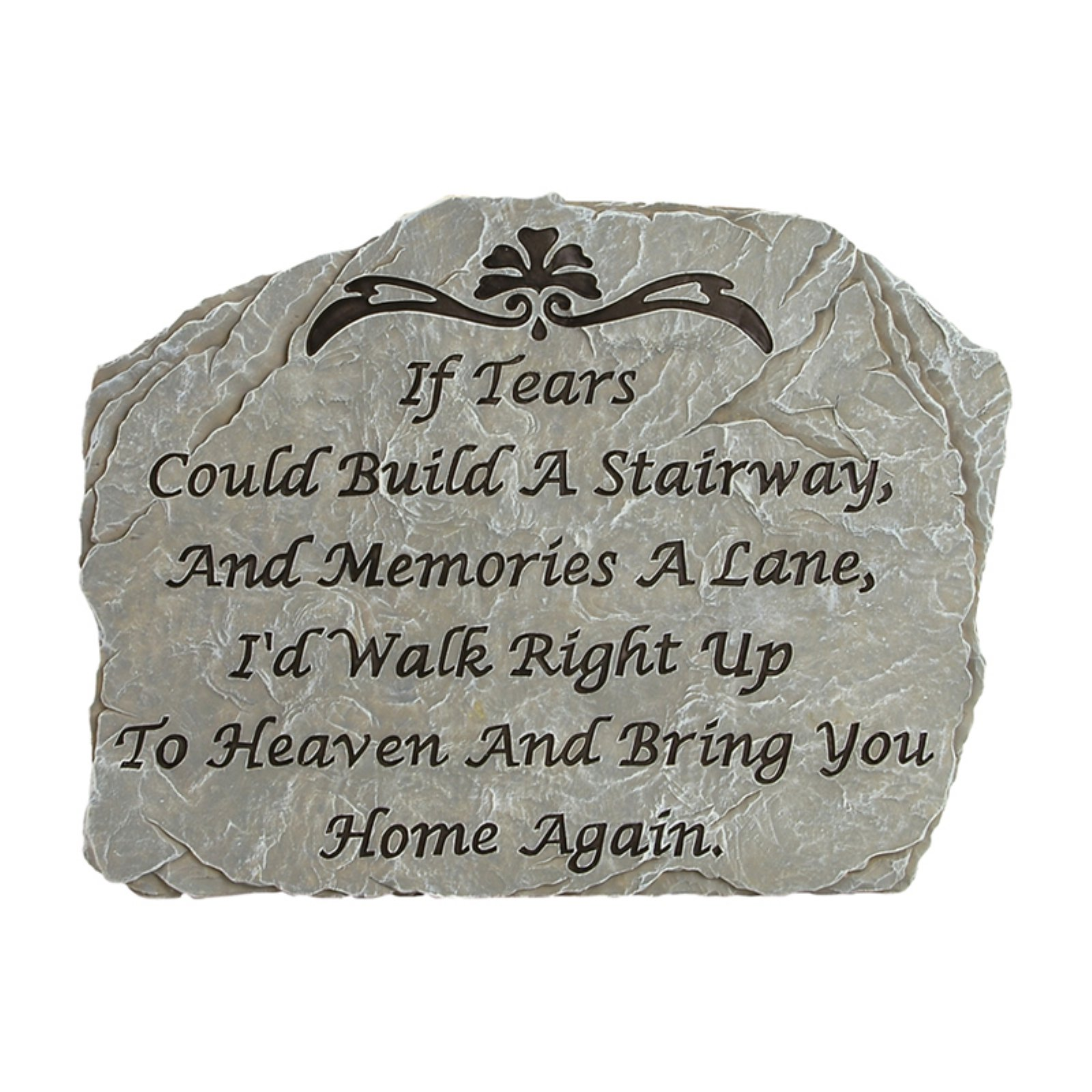 Carson Home Accents Tears - Garden Stone