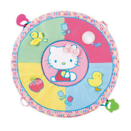 Hello Kitty Baby Tummy Time Play Mat (Discontinued by Manufacturer)