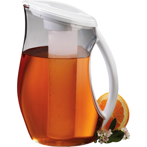 Prodyne 3.25-Quart Pitcher with Removable Ice Core
