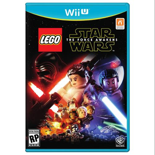 Wb Lego Star Wars: The Force Awakens - Action/adventure Game - Wii U (1000591525)