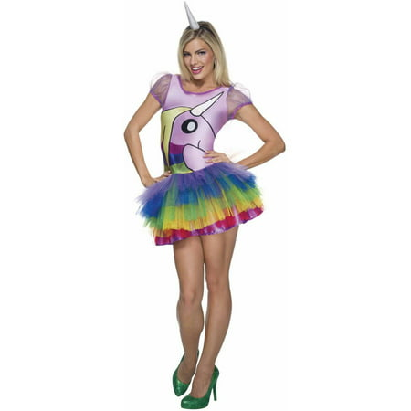 Adventure Time Lady Rainicorn Adult Halloween Costume (Adventure Time Lady Rainicorn)