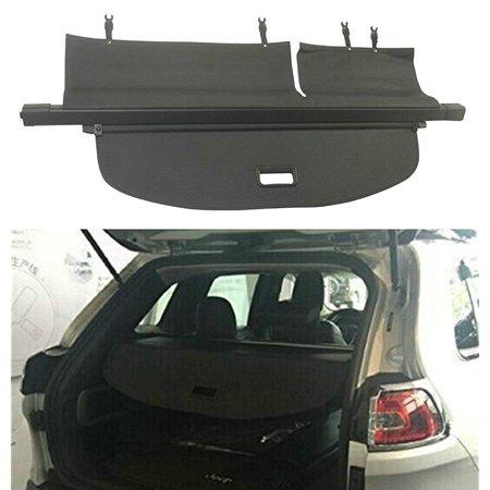 icegirl interior rear trunk cargo cover security shield for jeep cherokee 2014 2015 2016 2017. Black Bedroom Furniture Sets. Home Design Ideas