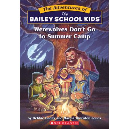 Werewolves Don't Go to Summer Camp (Paperback) ()