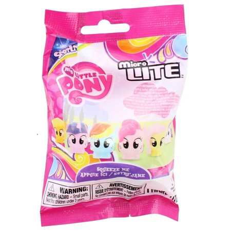 My Little Pony Fash'Ems Blind Bag LED Micro Lite, One Random - My Little Pony Makeup