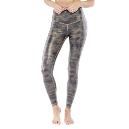 173a73f229f244 Electric Yoga - Women's Active Revolution Camo Print Legging - Walmart.com