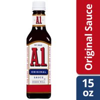 A.1. Original Steak Sauce, 15 oz Bottle