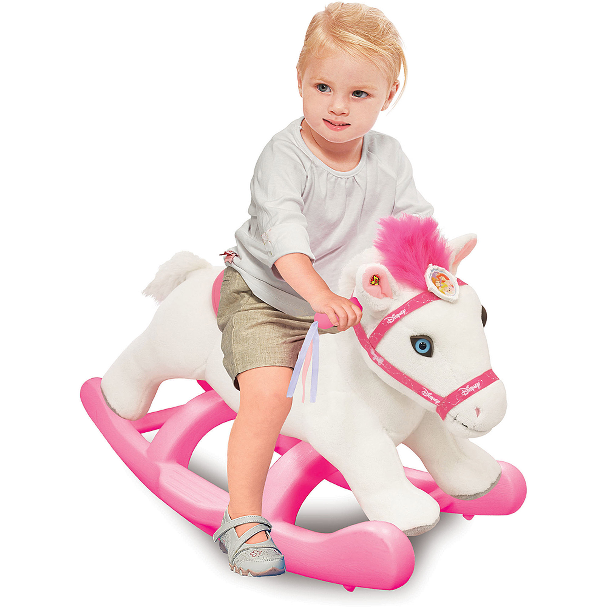 Kiddieland Disney Princess Rocker