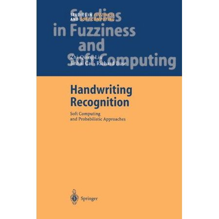 Handwriting Recognition  Soft Computing And Probabilistic Approaches