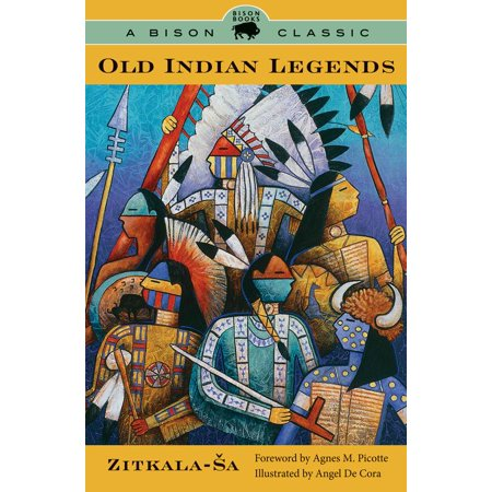 Old Indian Legends (Handcrafted Old Indian Jewelry)