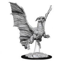 Dungeons & Dragons: Nolzur's Marvelous Unpainted Minis: Young Copper Dragon