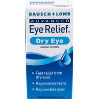 Bausch & Lomb Eye Relief - Dry Eye Rejuvenation .5 fl oz Liquid