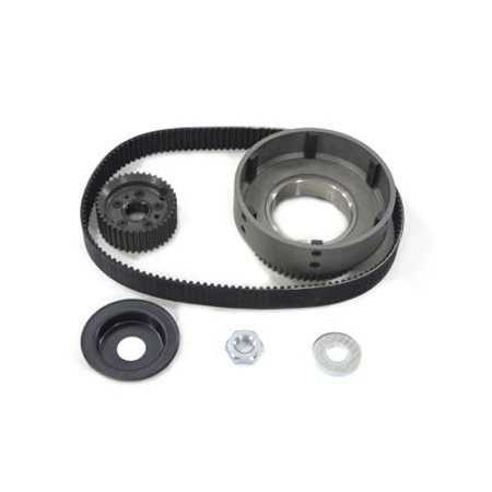 Primo Belt Drive Kit 8mm,for Harley Davidson,by Primo Products ()