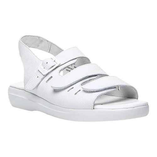 Propet Breeze Sandals Women's White by Propet