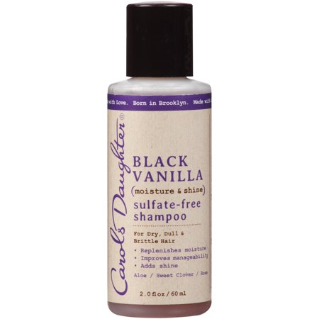 (2 Pack) Carol's Daughter Sulfate Free Shampoo, Black Vanilla, 2