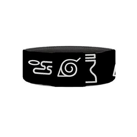 Naruto Elastic Bracelet Naruto Village Symbols Walmart