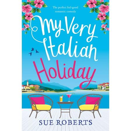 My Very Italian Holiday - eBook