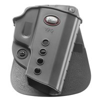 Fobus Evolution Holster for H&K USP Compact & Full Size .45, VP9 & VP9SK, Taurus G2C 9mm, PT111 G2, Walther PPQ Classic & M2 9mm &.40, Right Hand Paddle - VPQ