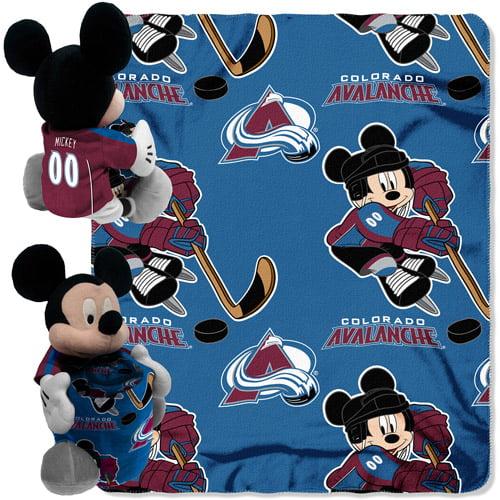 Disney NHL Hugger Ice War Series, Avalanche