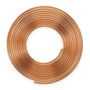 MUELLER INDUSTRIES Type K,Soft coil,Water,1 In.X 60ft. 606