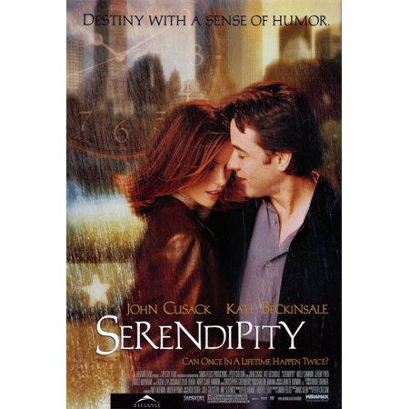 Serendipity  2001  27X40 Movie Poster